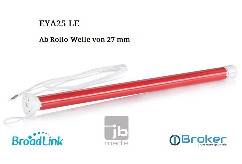 230v smart elektrische rolloantrieb rohrmotor iobroaker jbmedia broadlink