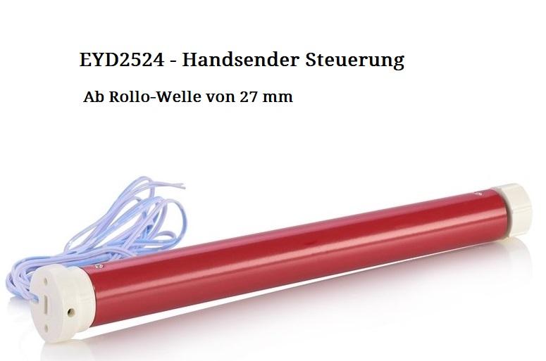 24v elektrische rolloantrieb rohrmotor Handsender funk Steuerung